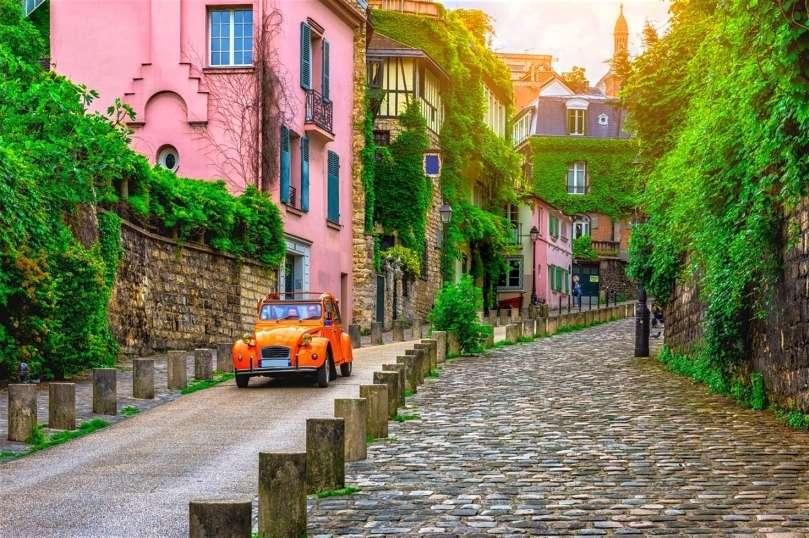 Μονμάρτρη - Μονμάρτρη, οδός του Παρισιού (11×8)