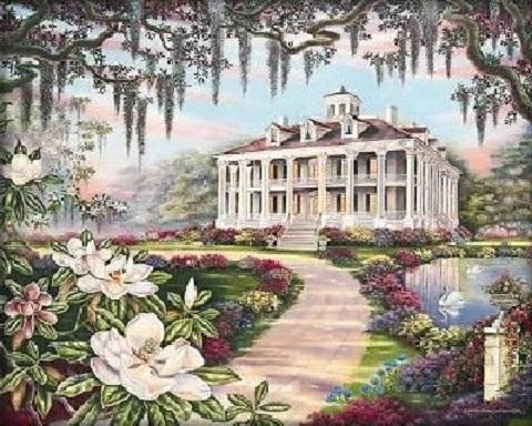 lakóhely - Amerikai rezidencia (11×9)