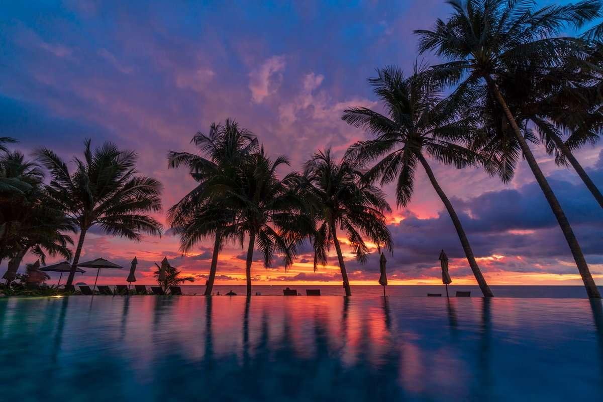 zachud12 - Zonsondergang. Dit landschap is van het internet hahha. Deze foto is zonsondergang (3×3)