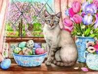 Húsvéti kép.