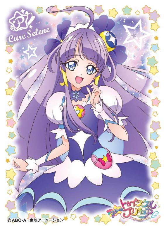 Cure Selene - Звезда ☆ Премиер за мигване (Cure Selene) (4×6)