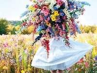 Wildblumen - Blumenstrauß