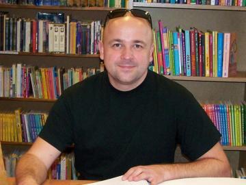 rekosz123 - Dariusz Rekosz, writer cultural animator