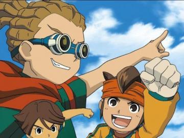 Inazuma Eleven Season 1 - Puzzle with Inazuma Eleven animation (season 1)