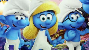 Smurfette and friends - puzzle - Smurfs is a great fairy tale, I recommend it to everyone. Smurfs puzzles, smurfs puzzle. Cartoons fr