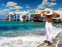 Řecko je krásné