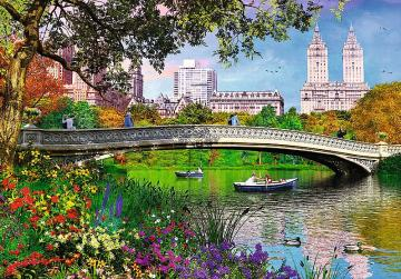 Central Park. - Central Park in New York.