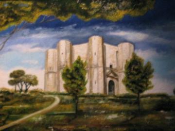 Castel del Monte - castello di architettura medievale