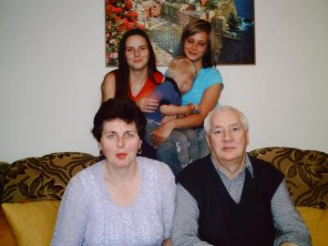 MY FAMILY. - A NICE MEETING WITH MY FAMILY.