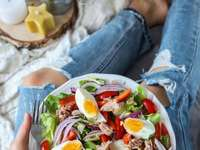 Nicoise-Salat