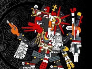 Quetzalcoatl - Dio azteco o serpente piumato
