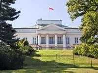 belvedere a warsaw-ban - Belvedere-palota Varsóban. Belvedere palota Varsóban, Belvedere palota - palota található ul. Be