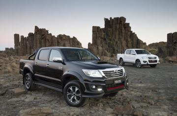 Hilux The Unbreakable - The Unbreakable the Best Pick up in the word!