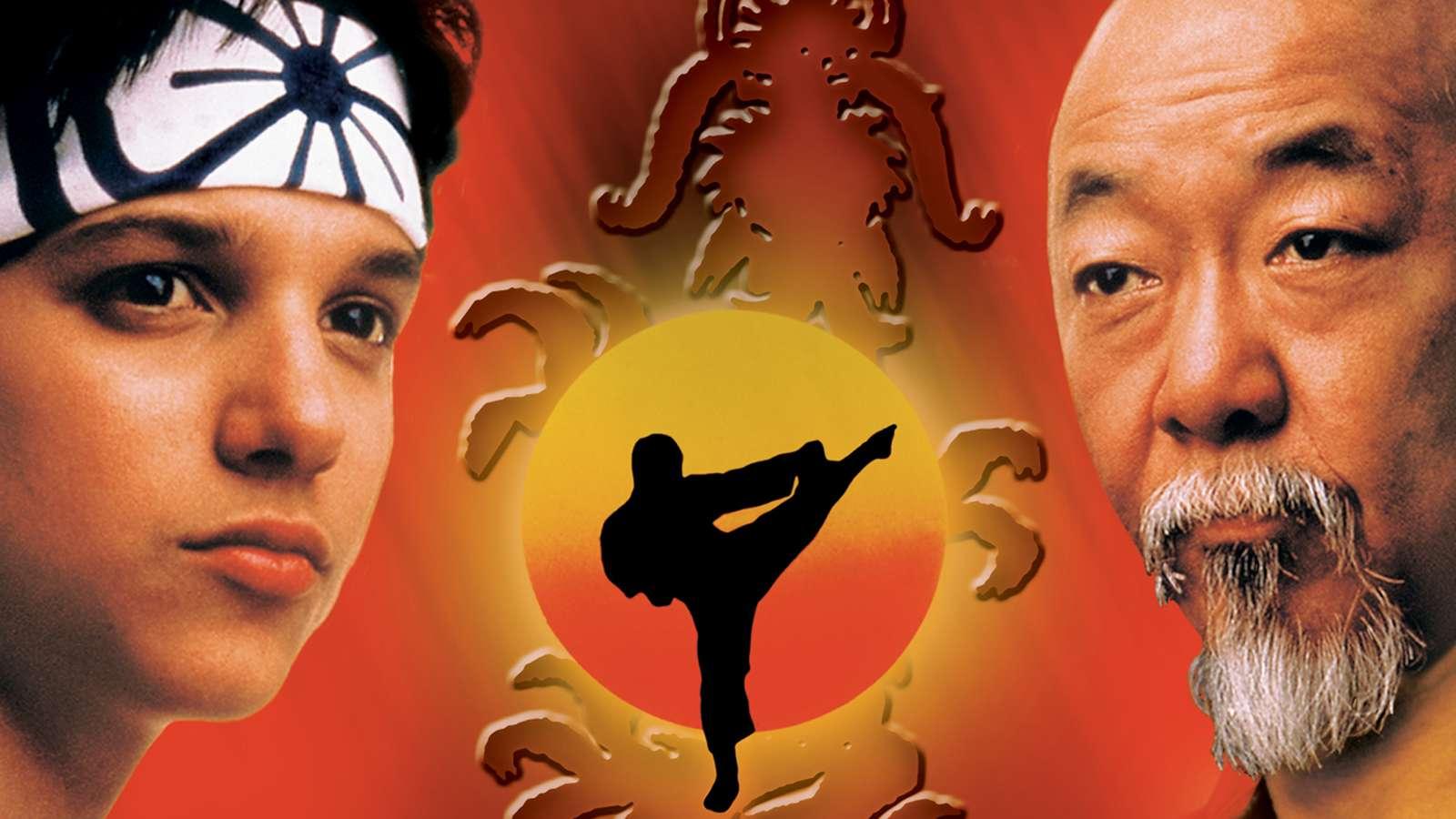 Karate Kid - To mój ulubiony film <3