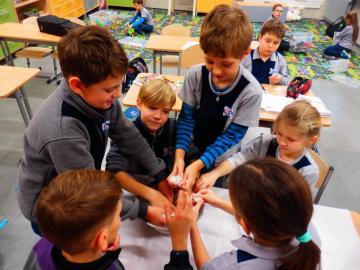 Reclutamento 2 - Oasi della scuola