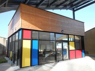 destination - rebuild this building