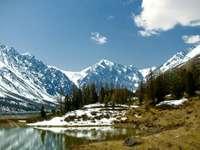 Biełuch Peak - Biełucha is een top die je zelf moet zien. Biełucha is de hoogste top van het Altai-gebergte.