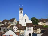 church in Aargau