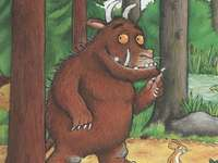Gruffalo ' - GRUFFALO'- HISTORIE-MONSTERS-KAPACITET