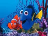 Nemo och Dory