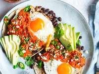 Una colazione deliziosa e salutare? Egg!