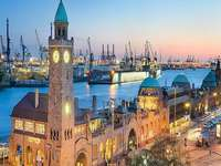 Allemagne. Hambourg. - Europe. Allemagne. Hambourg.