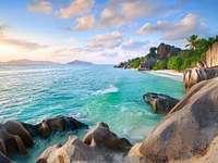 Een fantastisch uitzicht - Vakantie, zomer, rust, vakantie
