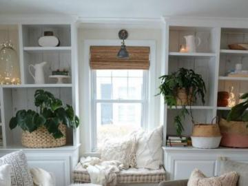 Przytulny pokoik - Bardzo przytulne wnętrze