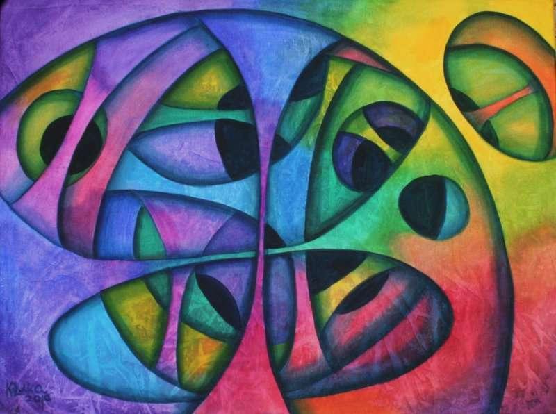 Pintura - Pintura moderna (14×13)