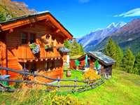Лятна къща в планината