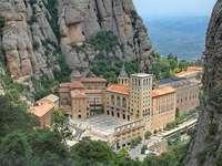Монсерат, манастир