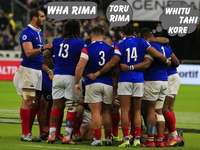 Sports fan - Puzzle reminiscent of this sad match of November 2018 France-Fiji (1)