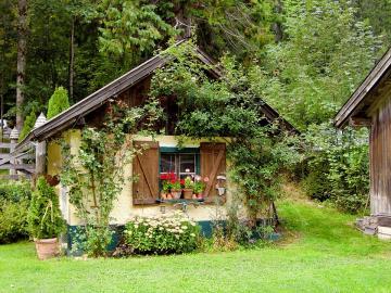 Градинска къща