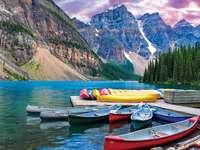 Канадски пейзаж