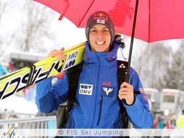Gregor Schlierenzauer - Gregor Schlierenzauer - saut à ski autrichien, représentant du SV Innsbruck Bergisel. Quatre fois