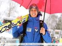 Gregor Schlierenzauer - Gregor Schlierenzauer - Oostenrijkse skispringer, vertegenwoordiger van SV Innsbruck Bergisel. Vierv
