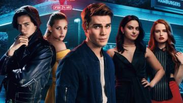 Riverdale - Riverdale - an American television series produced by Berlanti Productions, Archie Comics, CBS Telev
