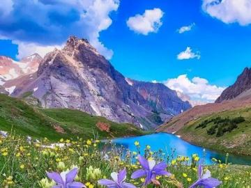 Fabelhafte Aussicht - Urlaub, Sommer, Urlaub, Ruhe