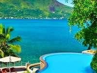 Vue fabuleuse - Vacances, été, vacances, repos