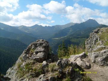 Górskie wycieczki - Hej idę w góry,bliżej nieba