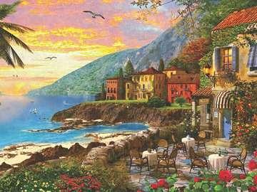 Mediterranean coast. - Mediterranean coast.