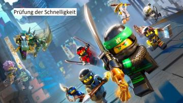 Leo Party 1 - Ninjago puzzle for party