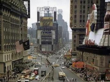 Verkehr - Straßenverkehr in New York
