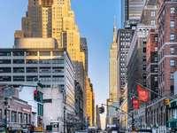 Taxis jaunes - Taxis jaunes à New York