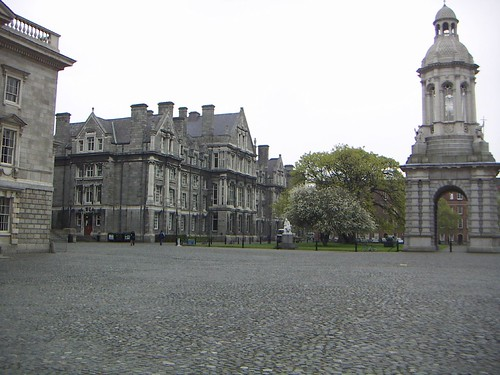 trinitycollege - Trinity College w Dublinie (5×5)