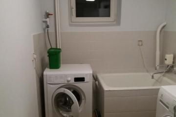 Laundry after renovation.