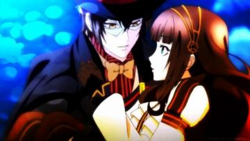 Anime Couple - Star Anime Couple Wallpaper