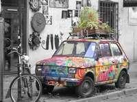 Bil eller blomsterrabatt - En intressant idé för dig som gillar att plantera blommor :)