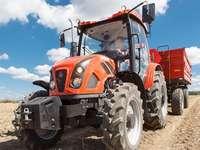 traktorra