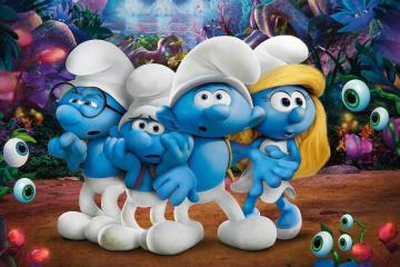 Small blue creatures - smurfs - Smurfs is a fairytale race of small, blue creatures, created by the Belgian cartoonist Pierre Cullif